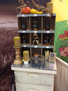 expo west 2015 honey