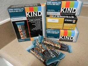 Kind Food Bars